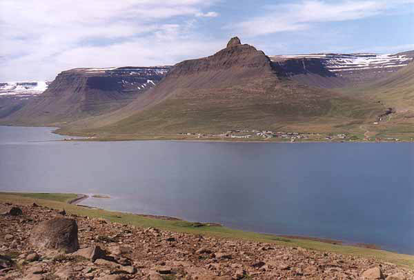 Islande/West Fjords
